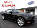 2011 Ebony Black Ford Mustang GT Coupe #36817037