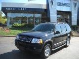2003 Black Ford Explorer XLT 4x4 #36817067