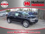 2010 Super Black Nissan Murano SL #36838319