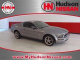 2007 Tungsten Grey Metallic Ford Mustang V6 Deluxe Coupe #36838230