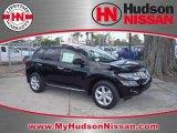 2010 Super Black Nissan Murano SL #36838147