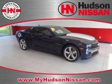 2010 Imperial Blue Metallic Chevrolet Camaro SS Coupe #36838366