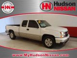 2006 Summit White Chevrolet Silverado 1500 LT Extended Cab #36838303
