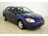 2007 Laser Blue Metallic Chevrolet Cobalt LS Sedan #36857139