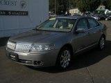2008 Vapor Silver Metallic Lincoln MKZ AWD Sedan #36856124