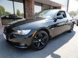 2009 Black Sapphire Metallic BMW 3 Series 335xi Coupe #36856502