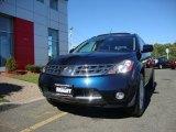 2007 Midnight Blue Pearl Nissan Murano SL AWD #36856868