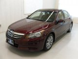 2011 Basque Red Pearl Honda Accord EX Sedan #36857267