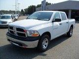 2011 Bright White Dodge Ram 1500 ST Crew Cab 4x4 #36857286