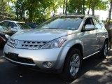 2007 Brilliant Silver Metallic Nissan Murano SL AWD #36857327
