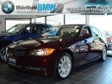 2007 Barbera Red Metallic BMW 3 Series 335xi Sedan #36856300
