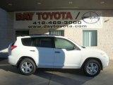 2011 Super White Toyota RAV4 V6 4WD #36856304