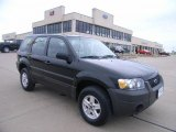 2006 Black Ford Escape XLS #36857343