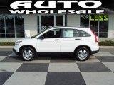 2007 Taffeta White Honda CR-V LX 4WD #36856984
