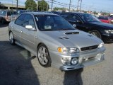 2001 Subaru Impreza 2.5 RS Sedan Data, Info and Specs