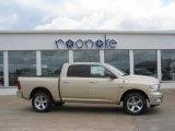 2011 White Gold Dodge Ram 1500 SLT Crew Cab 4x4 #36856623