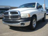 2003 Bright White Dodge Ram 1500 ST Regular Cab #36856340
