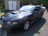 2002 Black Ford Mustang GT Coupe #36857042