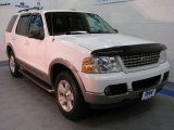 2003 Oxford White Ford Explorer Eddie Bauer 4x4 #36857050