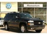 2004 Black Chevrolet Tahoe Z71 4x4 #3690870