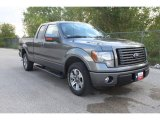 2010 Sterling Grey Metallic Ford F150 FX2 SuperCab #36856380