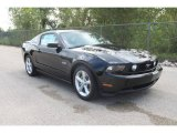 2011 Ebony Black Ford Mustang GT Premium Coupe #36856382