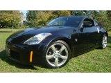 2004 Super Black Nissan 350Z Touring Coupe #36856689