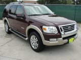 2006 Dark Cherry Metallic Ford Explorer Eddie Bauer #36856706