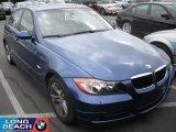 2008 Montego Blue Metallic BMW 3 Series 328i Sedan #36856749