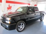 2006 Black Chevrolet Silverado 1500 LT Extended Cab #36962812