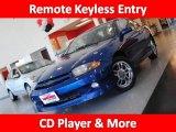 2003 Arrival Blue Metallic Chevrolet Cavalier LS Sport Coupe #36963136