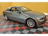 2007 Space Gray Metallic BMW 3 Series 328i Coupe #36963502