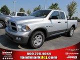 2010 Bright Silver Metallic Dodge Ram 1500 TRX Quad Cab #36963157