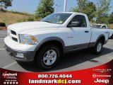 2010 Dodge Ram 1500 TRX Regular Cab Data, Info and Specs