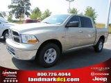 2011 White Gold Dodge Ram 1500 SLT Crew Cab 4x4 #36963174