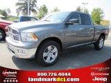 2011 Mineral Gray Metallic Dodge Ram 1500 Big Horn Quad Cab #36963176