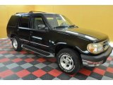 2001 Black Ford Explorer XLT 4x4 #36963527
