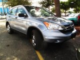 2010 Glacier Blue Metallic Honda CR-V LX #36962871