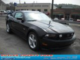 2011 Ebony Black Ford Mustang GT Premium Coupe #36963207
