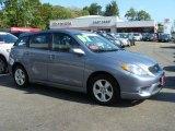2007 Cosmic Blue Metallic Toyota Matrix XR #36963229