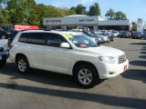 2010 Blizzard White Pearl Toyota Highlander SE 4WD #36963230