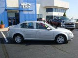 2007 Ultra Silver Metallic Chevrolet Cobalt LT Sedan #36963242