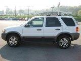 2003 Oxford White Ford Escape XLT V6 4WD #36962982