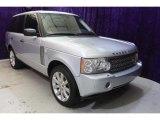 2007 Zermatt Silver Metallic Land Rover Range Rover Supercharged #36963313