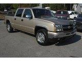 2007 Sandstone Metallic Chevrolet Silverado 1500 Classic LT Crew Cab 4x4 #36963718