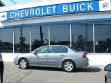 2007 Golden Pewter Metallic Chevrolet Malibu LT Sedan #36963087