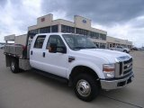 2008 Ford F350 Super Duty XLT Crew Cab 4x4 Chassis Data, Info and Specs