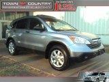 2008 Whistler Silver Metallic Honda CR-V EX #37033632