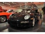 2007 Black Porsche 911 Carrera S Cabriolet #37033649