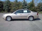 2005 Light Driftwood Metallic Chevrolet Malibu Sedan #37033669